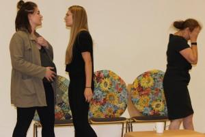 Schauspiel-Workshop in Oberviechtach, OVIGO Theater, September 2016