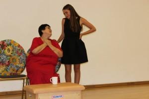 Schauspiel-Workshop in Oberviechtach, OVIGO Theater, Gerlinde Franziska Bauer und Sabrina Zach