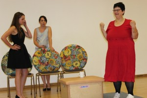 OVIGO Theater / Workshop mit Sabrina Zach, Rita Szakonyi, Franzi Bauer