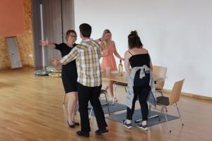 Intensiv-Workshop in Oberviechtach, OVIGO Theater (2016)