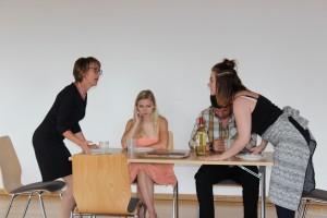 Intensiv-Workshop in Oberviechtach, OVIGO Theater, 2016