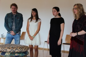 Intensiv-Workshop in Oberviechtach, OVIGO Theater