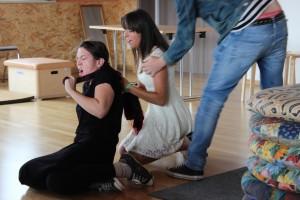 Schauspiel-Workshop in Oberviechtach, OVIGO Theater (2016)