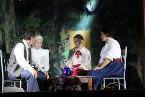 """OVIGO Theater / """"Die Verwandlung"""" / Wohnzimmer Samsa"""