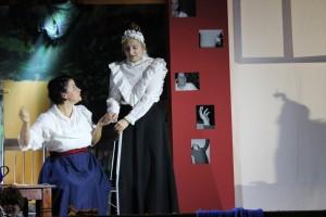"""OVIGO Theater / """"Die Verwandlung"""" nach F. Kafka / Julia Hofmeister, Sophia Zimmermann"""