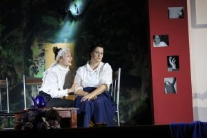 "OVIGO Theater / ""Die Verwandlung"" / Sophia Zimmermann & Julia Hofmeister"