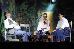 """OVIGO Theater / """"Die Verwandlung"""" / Oktober 2016"""