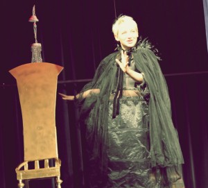 "OVIGO Theater, ""Schneewittchen"", Barbara Kießling"