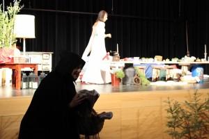 """OVIGO Theater, """"Schneewittchen"""", Lisamarie Berger & Barbara Kießling"""