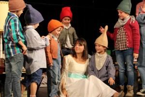 """OVIGO Theater, """"Schneewittchen"""" mit Lisamarie Berger"""