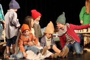 """OVIGO Theater, """"Schneewittchen"""", Dezember 2016 in Neunburg vorm Wald & Oberviechtach"""