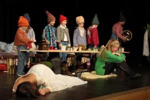 """OVIGO Theater, """"Schneewittchen"""", Dezember 2016 in Neunburg v.W. und Oberviechtach"""