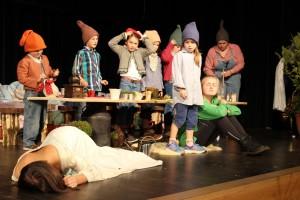 """OVIGO Theater, """"Schneewittchen"""", Dezember 2016 in Neunburg und Oberviechtach"""