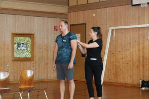 OVIGO Theater-Training, mit Theresia Igl