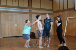 OVIGO Theater-Training, mit Theresia Igl (2019)