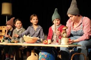 """OVIGO Theater, """"Schneewittchen"""" in Oberviechtach & Neunburg - u.a. mit Ramona Krämer"""