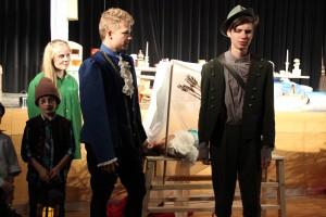 """OVIGO Theater mit """"Schneewittchen"""" in Neunburg vorm Wald"""