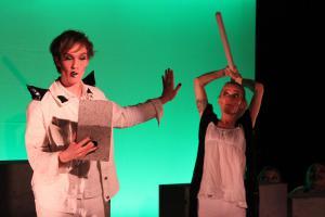 """""""A Clockwork Orange"""" - mit Christina Götz (OVIGO Theater)"""