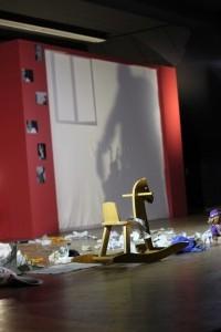 """""""Die Verwandlung"""" im W1 Regensburg, OVIGO Theater 2016"""