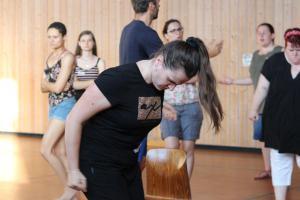 2019 / OVIGO Theater-Training / Theresia Igl
