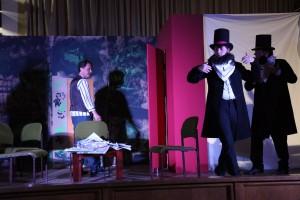 """OVIGO Theater, """"Die Verwandlung"""" nach Franz Kafka"""