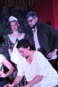 """OVIGO Theater, """"Die Verwandlung"""" (nach Franz Kafka), 2016"""