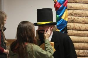 """OVIGO Theater: Maske für """"Die Verwandlung"""""""