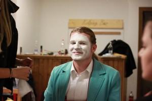 """Maske für """"Die Verwandlung"""" (OVIGO Theater 2016)"""