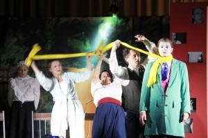 """OVIGO Theater - """"Die Verwandlung"""" - Prokurist Michael Zanner"""
