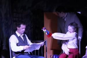 """OVIGO Theater / """"Die Verwandlung"""" / die Samsas"""