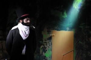 """OVIGO Theater, """"Die Verwandlung"""", Sandro Bauer"""