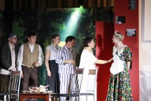 """Die Verwandlung"" / OVIGO Theater / Oberviechtach / 2016"