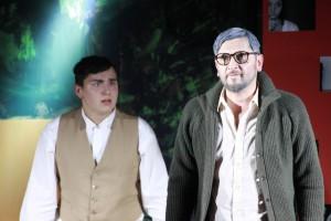 """""""Die Verwandlung"""" / OVIGO Theater / Fabian Schmid und Stefan Malzer"""