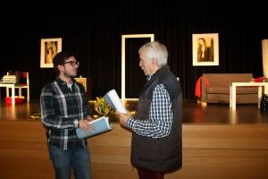 """Besprechung zu """"Der Gott des Gemetzels"""" (OVIGO Theater 2015)"""