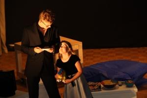 "OVIGO Theater, ""Diamond Lucy"", Johannes Rahm und Eva Schönberger"