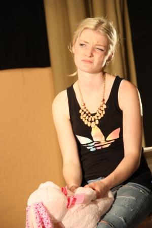 """OVIGO Theater, """"Diamond Lucy"""", Julia Gitter"""