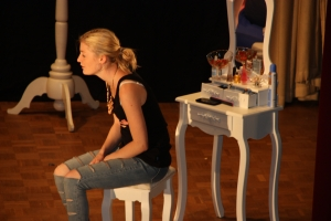 "OVIGO Theater, ""Diamond Lucy"", Julia Gitter"