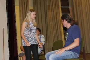 Impro-Theater bei OVIGO
