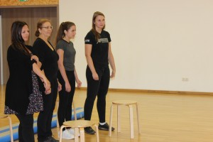 OVIGO-Workshop Schauspiel