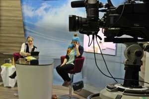 "OVIGO Theater Special im TV-Studio (""Lampedusa"")"