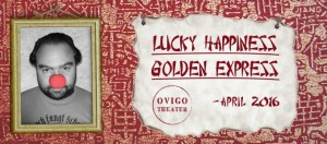 "OVIGO - ""Lucky Happiness Golden Express"" (2016)"