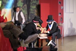 """OVIGO Theater - """"Die Verwandlung"""" - unflätige Zimmerherren"""