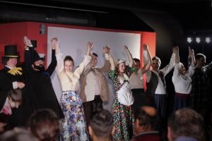 """OVIGO Theater, """"Die Verwandlung"""" im W1 Regensburg"""