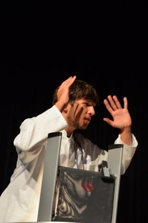 "OVIGO Theater, ""Dr. med. Hiob Prätorius"" (2014), Florian Wein"