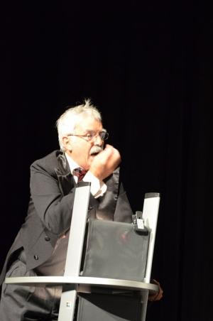 """""""Dr. med. Hiob Prätorius"""" mit Erich Wein (OVIGO Theater 2014)"""