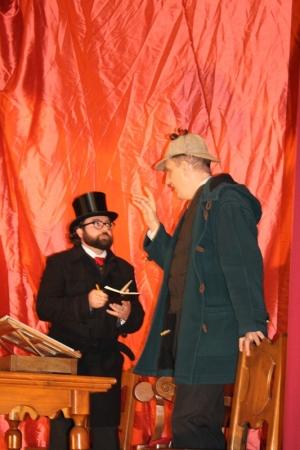 "OVIGO Theater, ""Dr. med. Hiob Prätorius"" (2014)"