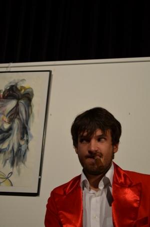"OVIGO Theater, ""Dr. med. Hiob Prätorius"", Florian Wein"