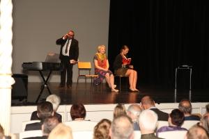 """OVIGO Theater mit Auszeichnung für """"Der Gott des Gemetzels"""" (Kategorie: Schauspiel)"""
