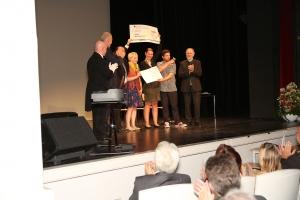 """Bayerischer Amateurtheaterpreis 2015 für """"Der Gott des Gemetzels"""""""
