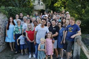 OVIGO Theater kämpft gegen die Abschiebung von Junaid Bajauri